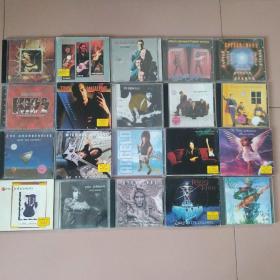 摇滚CD(90张左右)