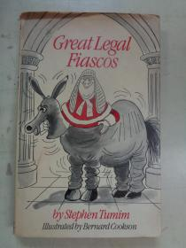 GREAT  LEGAL  FIASCOS  英文原版