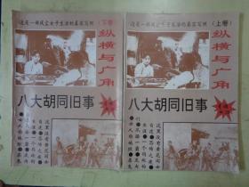 纵横与广角:八大胡同旧事 旧北平妓女辛酸史(上下卷)