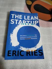 【有水印 不多】The Lean Startup:How Today's Entrepreneurs Use Continuous Innovation to Create Radically Successful Businesses