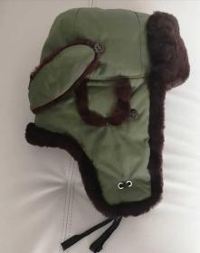 老式棉帽4号55cm一56cm,正品全新,3512厂制作。