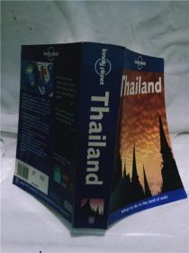 实物拍照;Thailand (Lonely Planet Country Guides)