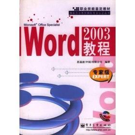 Word2003 教程