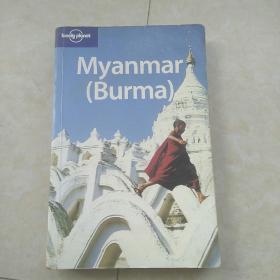 Lonely Planet    Myanmar ( Burma)