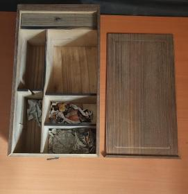 日本回流空木盒低价处理 D2190