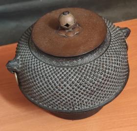 日本回流铁壶 D2193