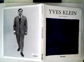 Yves Klein 伊夫克莱因蓝 新现实主义波普行为艺术