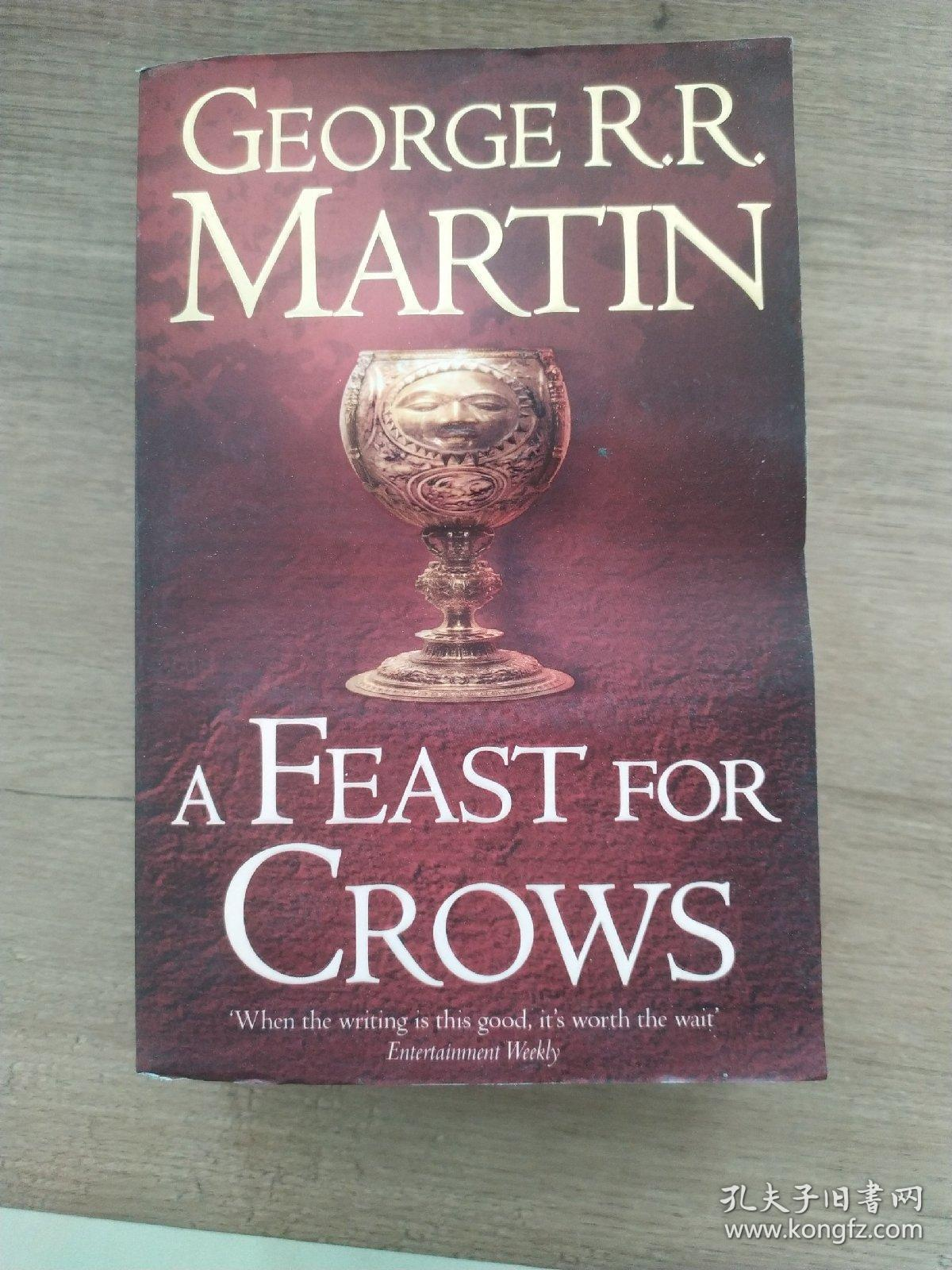 A Feast for Crows (Reissue) (A Song of Ice and Fire