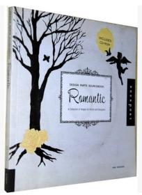 Design Parts Sourcebook Romantic A Collection 含光盘  小本