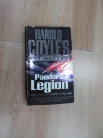 英文书:HAROLD  COYLES   STRATEGIC  SOLUTIONS  PANDORA'S  LEGION  共376页   32开  详见图片