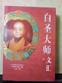 百年佛教高僧大德丛书:白圣大师文汇