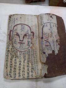 手抄中医书  药方 (88面)