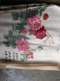 纯色春晖等各种花卉图11副张一起