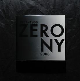 推荐「现货」【零派 1957—1966(ZERO NY 1957—1966)】(检索:美术画册,绘画展览图录)