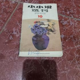 小小说选刊1992年第10期