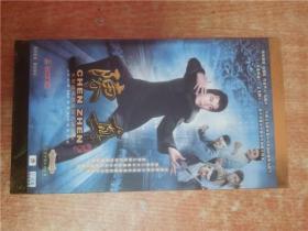 DVD 光盘 双碟 陈真 梁小龙