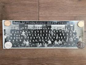 1960年5月襄阳专员公署航运局轮驾训练班第三期毕业同学留影老照片一张,品好包快递。