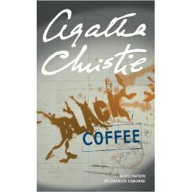 阿加莎系列 黑咖啡(波洛)英文原版 Black Coffee 阿加莎 侦探小说 推理-