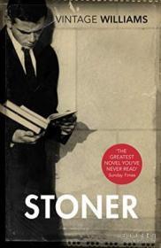 斯通纳 英文原版 Stoner 小说 John Williams 约翰.威廉斯-