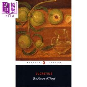 卢克莱修:物性论 英文原版 The Nature of Things Lucretius-