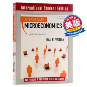 中级微观经济学(第八版) 英文原版 Intermediate Microeconomics-