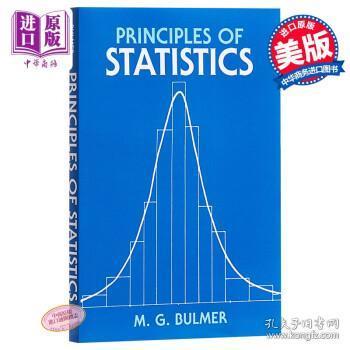 Principles of Statistics(Dover Books on Mathematics)