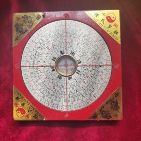 风水罗盘,香港老字号罗经仪,罗庚,指南针,