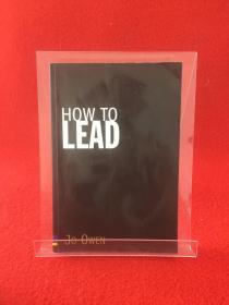 (英文原版)how to lead