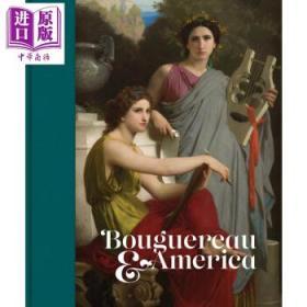 Bouguereau And America 英文原版 布格罗和美国-