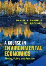 A Course in Environmental Economics 英文原版 环境经济学教程-