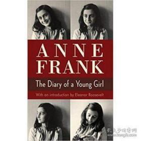 安妮日记 英文原版The Diary of a Young Girl 二战 经典名著-