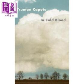 杜鲁门·卡波特:冷血 英文原版 In Cold Blood Truman Capote-