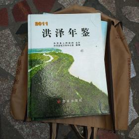 洪泽年鉴. 2011