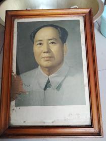 老毛主席画像