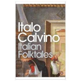 卡尔维诺:意大利民间故事 英文原版 Italian Folk Tales-