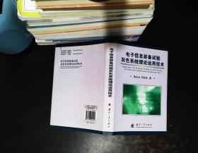电子信息装备试验灰色系统理论运用技术 【书脊开裂】