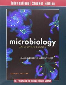 微生物学(第二版) 英文原版 Microbiology 2e ISE pa-