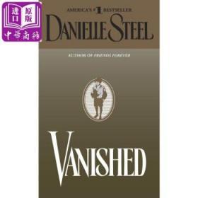 丹尼尔·斯蒂尔:消失 英文原版 Vanished 小说 Danielle Steel-