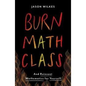 燃烧吧!数学课 英文原版 Burn Math Class 社会科学 Jason Wilke-