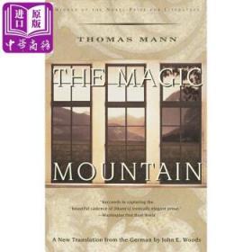 托马斯·曼:魔山 英文原版 The Magic Mountain-