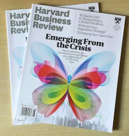 Harvard Business Review 哈佛商业评论2020年7-8月合刊 英文杂志