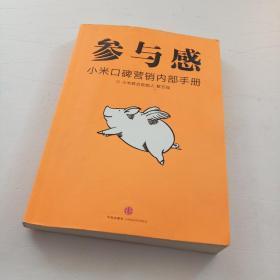 参与感:小米口碑营销内部手册 ***