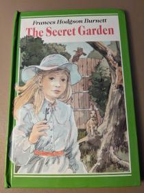 原版立体书The Secret Garden(pop up)