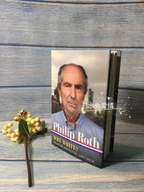 预售菲利普洛斯小说集精装Philip Roth: Why Write? Collected Nonfiction 1960-2014