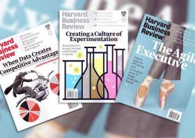 Harvard Business Review 哈佛商业评论2020年1-6月 3本英文杂志