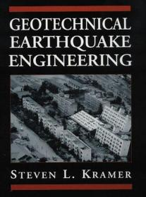 Geotechnical Earthquake Engineering (prentice-hall International Series In Civil Engineering And Eng