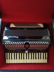 鹦鹉牌手风琴120贝斯