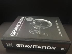 gravitation    精装英文原版    2.7kg