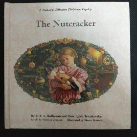 原版立体书the nutcracker(pop up)