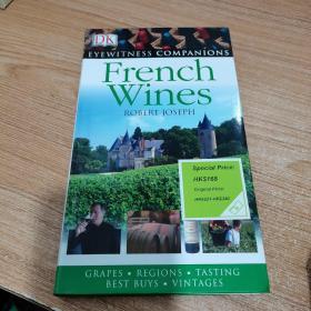 French Wine(内页如新)
